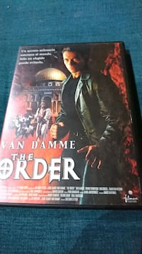 Película dvd the order van damme  Madrid, 28019