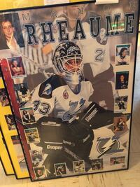 Manon rheaume  framed hockey  Needham Heights, 02494