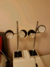 Two table lamps for $35. Toronto, M2M 4B9