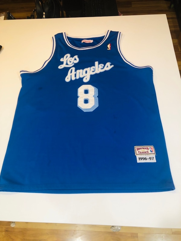 low priced cae37 0525a Rare Mitchell & Ness Kobe Bryant Throwback Jersey