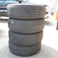 Winter Tires MICHELIN X-ICE 215/65R16 Mission