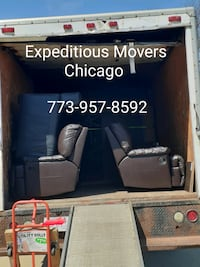 Movers and delivery services Chicago