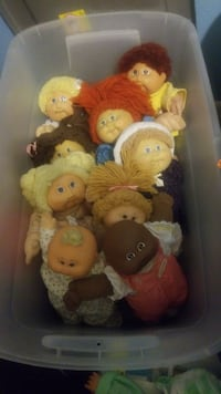 Cabbage Patch Dolls  South Bend, 46637