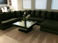 Beautiful 4 Pc. Sectional Sofa Couch W/Chaise