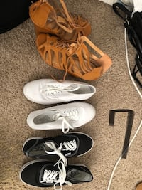 Various Shoes- Message for prices  Tallahassee, 32303