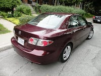 2006 Mazda 6 Automatic 4 Cyl Full option  Montreal