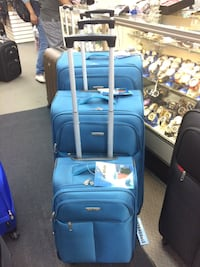 Soft side 4 wheeler luggage  Toronto, M1L 2L9