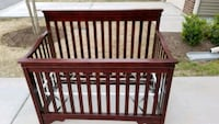4 in 1 baby crib Cary, 27513