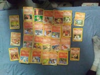 Pokemon cards collection fire Calgary, T2A 1R4