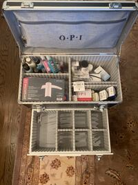 OPI Student Kit (In Train Case with Wheels)