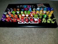 Gogo crazy bones figure lot Richmond, V7C 3L1