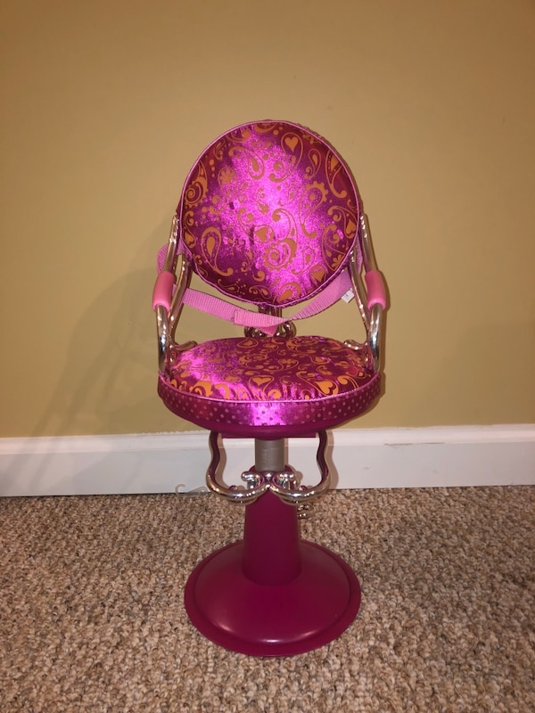 Our generation girls high chair 0