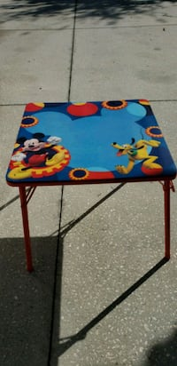 Mickey mouse table  Kissimmee, 34746