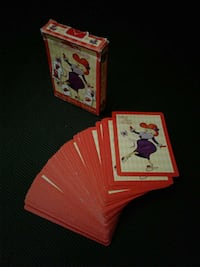 Red Hat Society Playing Cards