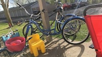 Adult blue  trike price reduced Monticello, 55362