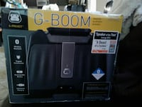 black G-Boom speaker box San Marcos, 92078
