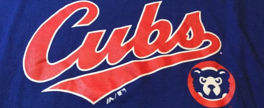 "Chicago Cubs Old School ""Cubbies"" Shirt 18117033-5edc-47e1-89eb-b9af48f2b1d7"