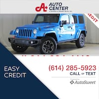 2016 Jeep Wrangler Unlimited Columbus, 43235