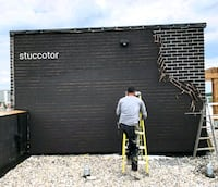 Stucco application Toronto