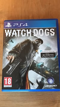 Watch dogs ps4 cas de jeu