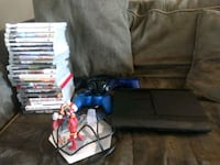 PS3 12 GB, 3 controllers, 1 headset, All Games Moyock, 27958
