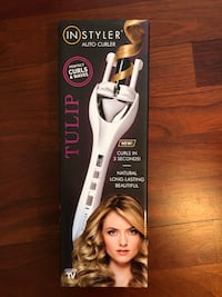 NEW Luxury Ceramic Hair Automatic Curler - Never Opened