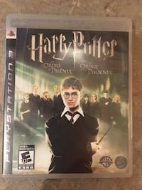 Harry Potter PS3 Burnaby, V5H 3G4