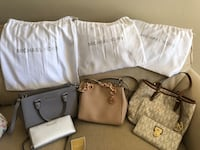 Original Michael Kors Purse and Wallets Lot Sacramento, 95828