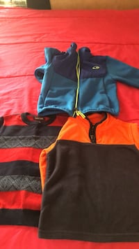 toddler Boy  sweater and  jackets 47 km