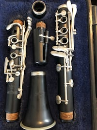 Selmer 1400 clarinet (student) with rovner ligature Forest Hill, 21050
