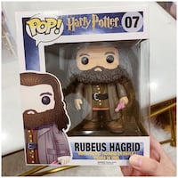 PRICE IS FIRM, PICKUP ONLY - Rubeus Hagrid FUNKO  Toronto, M4B 2T2