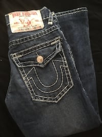 True Religion Billy super T cropped Surrey, V4N 0Y7