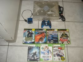 Crystal Original Xbox w/4000+ Games!!!!!!!!!!!!!!!