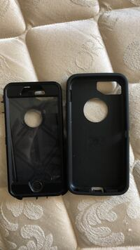 Black Otterbox case (iPhone 7/8) Clarence-Rockland, K0A