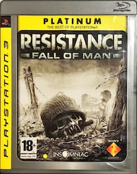 Resıstance fall of Man ps3 Serdivan, 54055