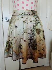 Women's small/ medium Middle Earth skirt  San Diego, 92124