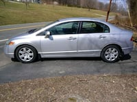 Md Inspected 2007 Honda Civic LX  Emmitsburg
