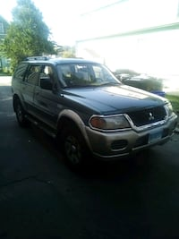 Mitsubishi - Montero - 2004 New London