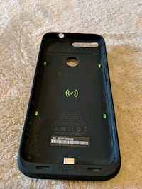 Pixel XL (first one) Mophie battery case