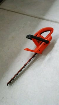 """17"""" electric hedge trimmer"""