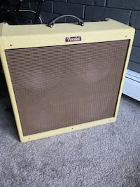 Fender blues Deville amplifier Edmonton, T5K 1Z6