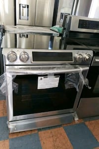 NEW ! SAMSUNG ELECTRIC SLIDE IN STOVE  Lake Elsinore, 92532
