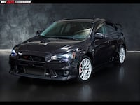 2011 Mitsubishi Lancer Evolution GSR FINANCING AVAILABLE Milpitas, 95035