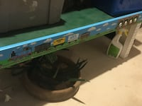 Thomas the tank engine table top chest and toys  Milton, L9T 5M2
