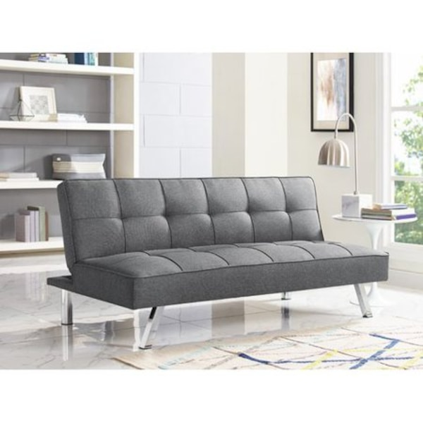 Super 3 In 1 Sofa Lounger And Bed 66 1W X 33 1D X 29 5H In Short Links Chair Design For Home Short Linksinfo