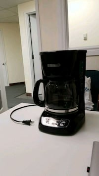 Gently used coffee maker Mississauga, L5B 2K7
