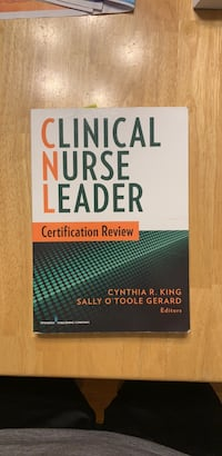 Clinical nurse leader certification review Baltimore, 21230