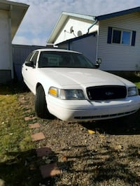 2009 Crown Victoria 3140 km