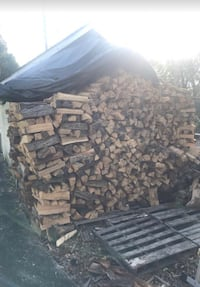 Selected firewood