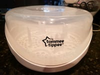 Tommee Tippee Microwave Steam Sterilizer McLean, 22102